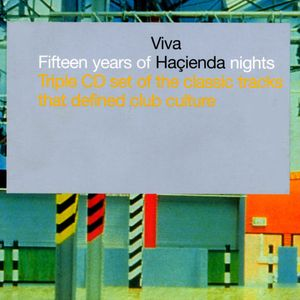Dave Rofe – Viva Haçienda 82/86 (Deconstruction, 1997)