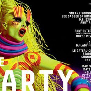 DJ Feisty - Mardi Gras 2012 (Hordern)