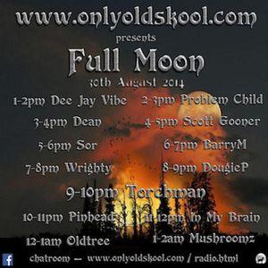 DazVibe - ONLYOLDSKOOL - (30 08 2014) - FullMoon Episode 1 - 1993 94 Darkness