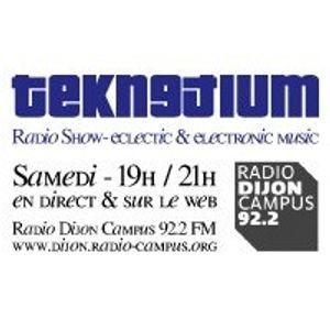 Teknetium & Brasilidade @ Radio Dijon Campus - 05/08/11