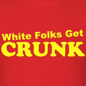 Mixtape No. 9: White Folks Get Crunk