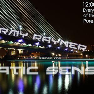 Stormy Rayner - Static Senses 012 pt1 (Anniversary Techno Special) on Pure.fm