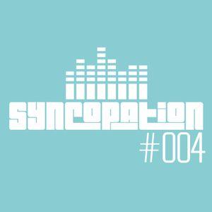 Christopher FaFa - Syncopation Podcast (Episode 004)