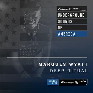 Marques Wyatt - Deep Ritual #004 (Underground Sounds Of America)