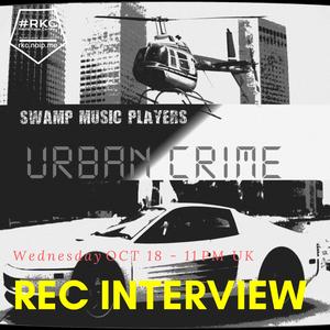 @swampmusicinfo - @RadioKC - Phone Interview OCT 2017