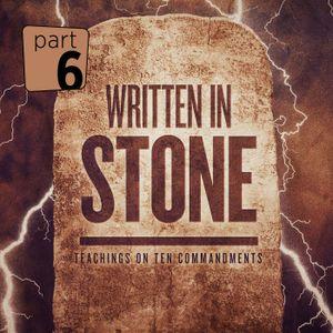 Written In Stone - 5