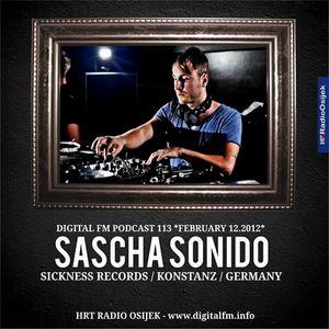 Sascha Sonido DFM Night Sessions 113