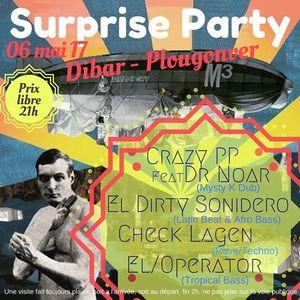 Rave Surprise Party