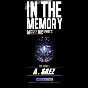 A.SAEZ / IN THE MEMORY / REVIVAL MONTESINOS  012
