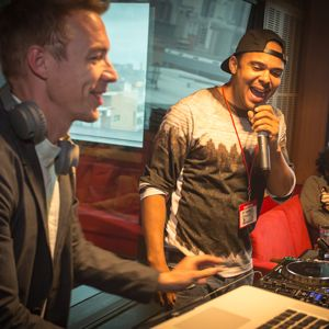 Major Lazer - Mix Up Exclusives @ Triple J (2012 12 01) by