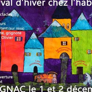 La Matinale du 17 novembre 2017; Festival Chez l'Habitant