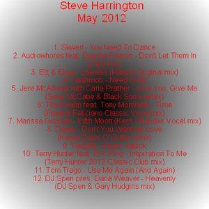 Steve Harrington - May 2012