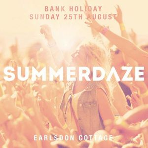 Summerdaze Promo Mix 2013