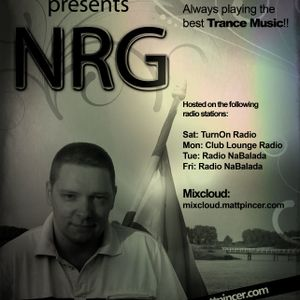 Matt Pincer - NRG 038