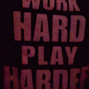 Evelina - Work Hard Play Harder