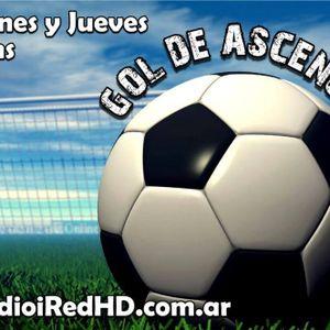 Gol de Ascenso. Programa del jueves 2/7 en Radio iRed HD.
