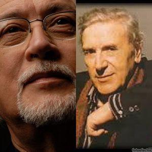Walter Ríos bandoneón, Ricardo Domínguez  guitarra, luego Tito Reyes.