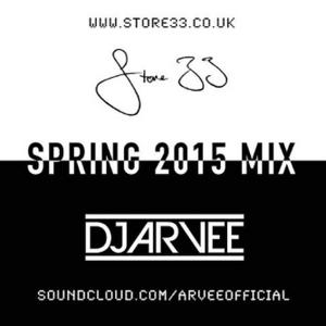 #MixMondays DJARVEE x STORE33