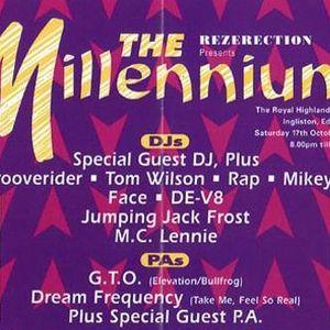 Carl Cox @ Rezerection Millenium 17th October 1992