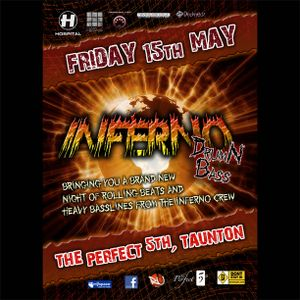 Hirize Live @ Inferno (The Perfect 5th, Taunton) 15th May 2009