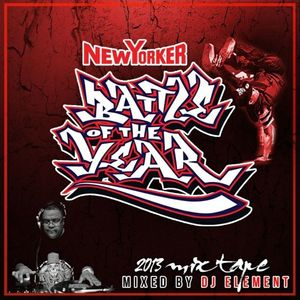 DJ ELEMENT - 2013 BATTLE OF THE YEAR WORLD FINALS