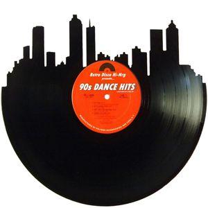90s DANCE HITS! - Classic Non-Stop DJ Mix (Various Artists) Eurodance Synth Pop House Dance Classics
