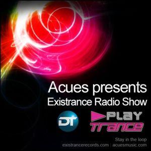 Acues - Existrance Radio Show Code 49 (14-08-12)