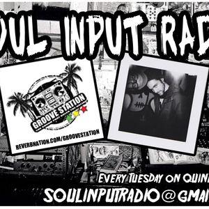 Soul Input Radio 23-10-2012