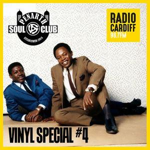 Penarth Soul Club Vinyl Special 4 - Radio Cardiff 8-7-2017