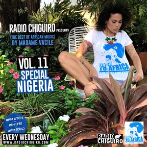 Madame Vacile presents Back to Africa VOL. 11