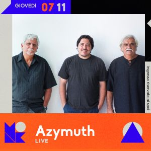 Marco Buscema dj set for Azymuth live Show @ monk 7-11-2019 Rome