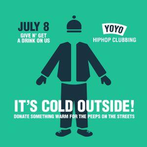 Live Set - YoYo (Front Room) - 11.30pm - 1am, Saturday 8 July 2017