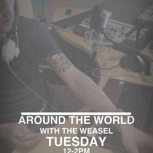 Around The World:. October 23