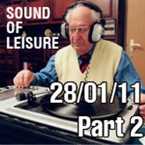 Sound of Leisure show 28-01-11 Part 2