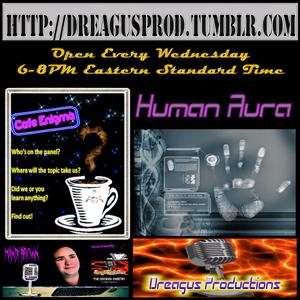 CAFE ENIGMA-HUMAN AURA