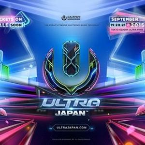 David Guetta live @ Ultra Music Festival Japan (Ultra Japan) – 21.09.2015