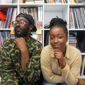 Diaspora Distins: Antonia Odunlami with Alxndr London // 26-09-19
