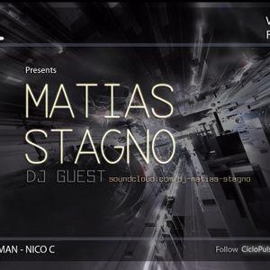 PULSAR - DJ MATIAS STAGNO - 27.07.12 - BIOMARADIO.COM