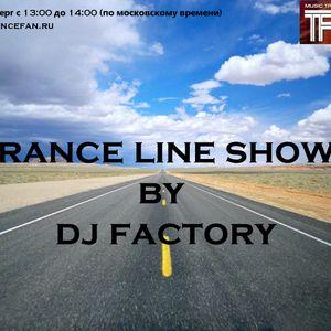 Trance line show 031