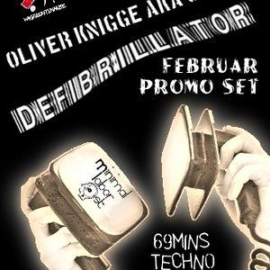 Defibrillator - February Promo Set