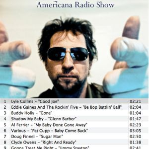 Rev Dusty Rhodes - Americana Show (Sample 3)