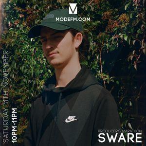 11/11/2017 - Sware (Producer Marathon) - Mode FM