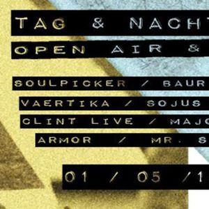 Major KonK @ Tag & Nachtrausch (01.05.2015)