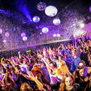 UV Color Party - 2015-10-24 - Sing Sing Music Hall - MolnárBé, Dj Lennard, Gabriel B., WellDan live