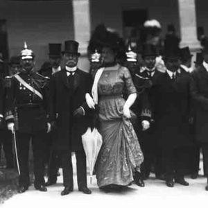 La sociedad de 1910
