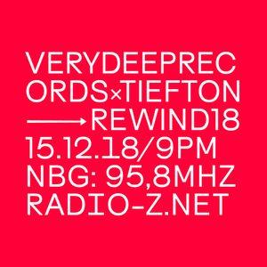 VERYDEEPRECORDSxTIEFTON 15/12/2018 @ RADIO Z *REWIND18*