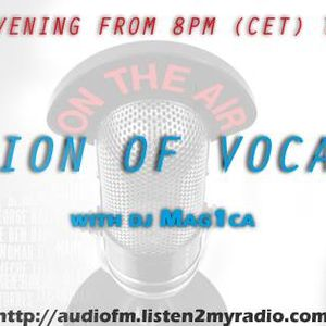 A Dimension Of Vocal Trance 28-03-2016
