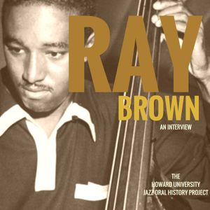 Ray Brown Interview part 6