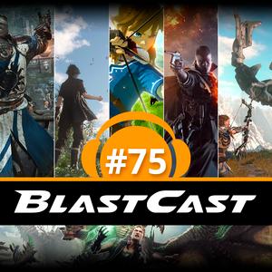 BlastCast #75 – Expectativas para a E3 2016