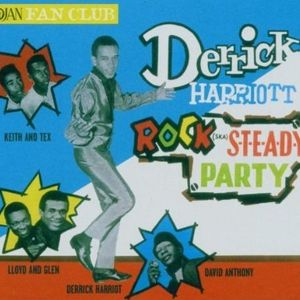 Crystal Records Rocksteady Selection